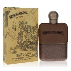 True Religion Cologne by True Religion 3.4 oz Eau De Toilette Spray