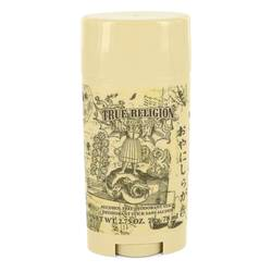 True Religion Cologne by True Religion 2.75 oz Deodorant Stick (Alcohol Free)