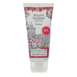 True Rose Perfume by Woods of Windsor 3.4 oz Hand Cream (unboxed)