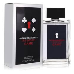 The Secret Game Cologne by Antonio Banderas 3.4 oz Eau De Toilette Spray