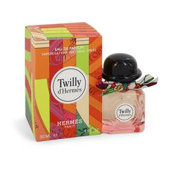Twilly D'hermes Perfume by Hermes 1 oz Eau De Parfum Spray