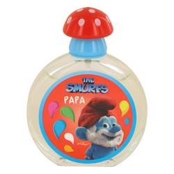 The Smurfs Perfume by Smurfs 1.7 oz Papa's Girl Eau De Toilette Spray (unboxed)