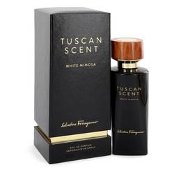 Tuscan Scent White Mimosa Perfume by Salvatore Ferragamo 2.5 oz Eau De Parfum Spray