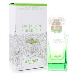 Un Jardin Sur Le Toit Perfume by Hermes 1.7 oz Eau De Toilette Spray