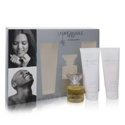 Unbreakable Bond Perfume by Khloe and Lamar -- Gift Set - 1 oz Eau De Toilette Spray + 3.4 oz Body Lotion + 3.4 oz Shower Gel