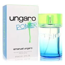 Ungaro Power Cologne by Ungaro 3 oz Eau De Toilette Spray