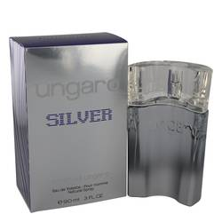 Ungaro Silver Cologne by Ungaro 3 oz Eau De Toilette Spray