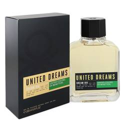 United Dreams Dream Big Cologne by Benetton 6.8 oz Eau De Toilette Spray