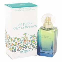 Un Jardin Apres La Mousson Perfume by Hermes 1.7 oz Eau De Toilette Spray