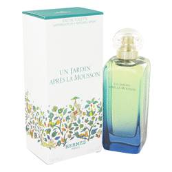 Un Jardin Apres La Mousson Perfume by Hermes 3.4 oz Eau De Toilette Spray