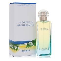 Un Jardin En Mediterranee Cologne by Hermes 3.4 oz Eau De Toilette Spray (Unisex)