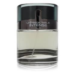 Unpredictable Intense Cologne by Glenn Perri 3.4 oz Eau De Toilette Spray (unboxed)