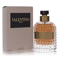 Valentino Uomo Cologne by Valentino 3.4 oz Eau De Toilette Spray