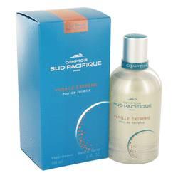 Comptoir Sud Pacifique Vanille Extreme Perfume by Comptoir Sud Pacifique 3.3 oz Eau De Toilette Spray