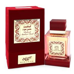 Velvet Amber Oud Perfume by Rihanah 4.2 oz Eau De Parfum Spray