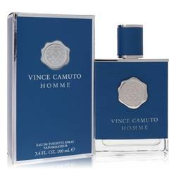 Vince Camuto Homme Cologne by Vince Camuto 3.4 oz Eau De Toilette Spray