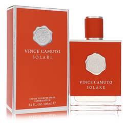 Vince Camuto Solare Cologne by Vince Camuto 3.4 oz Eau De Toilette Spray