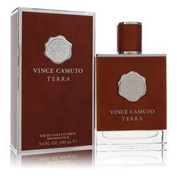 Vince Camuto Terra Cologne by Vince Camuto 3.4 oz Eau De Toilette Spray