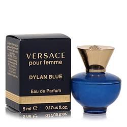 Versace Pour Femme Dylan Blue Perfume by Versace 0.17 oz Mini EDP