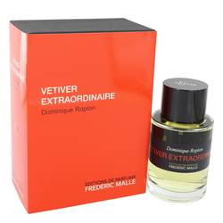 Vetiver Extraordinaire Cologne by Frederic Malle 3.4 oz Eau De Parfum Spray