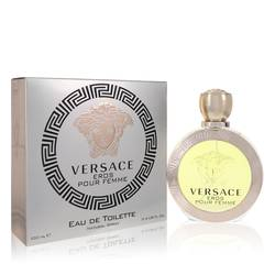 Versace Eros Perfume by Versace 3.4 oz Eau De Toilette Spray
