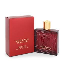 Versace Eros Flame Cologne by Versace 3.4 oz Eau De Parfum Spray