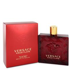 Versace Eros Flame Cologne by Versace 6.7 oz Eau De Parfum Spray