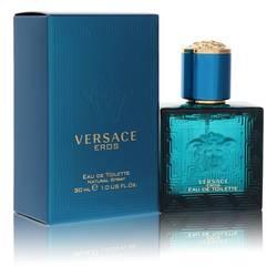 Versace Eros Cologne by Versace 1 oz Eau De Toilette Spray