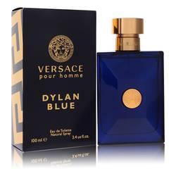 Versace Pour Homme Dylan Blue Cologne by Versace 3.4 oz Eau De Toilette Spray