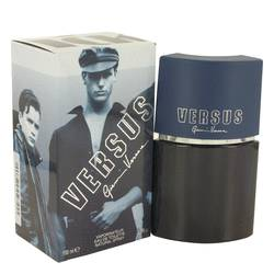 Versus Cologne by Versace 3.4 oz Eau De Toilette Spray