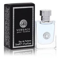 Versace Pour Homme Cologne by Versace 0.17 oz Mini EDT
