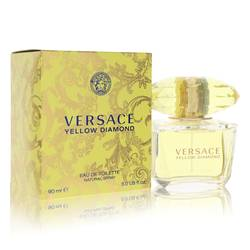 Versace Yellow Diamond Perfume by Versace 3 oz Eau De Toilette Spray