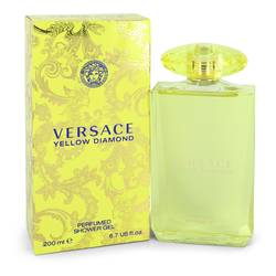 Versace Yellow Diamond Perfume by Versace 6.7 oz Shower Gel