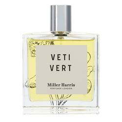 Veti Vert Perfume by Miller Harris 3.4 oz Eau De Parfum Spray (unboxed)