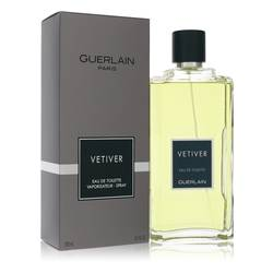 Vetiver Guerlain Cologne by Guerlain 6.8 oz Eau De Toilette Spray