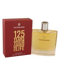 Victorinox 125 Years Cologne by Victorinox 3.4 oz Eau De Toilette Spray (Limited Edition)