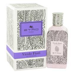 Vicolo Fiori Perfume by Etro 3.3 oz Eau De Parfum Spray