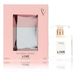 Victoria's Secret Love Perfume by Victoria's Secret 1 oz Eau De Parfum Spray