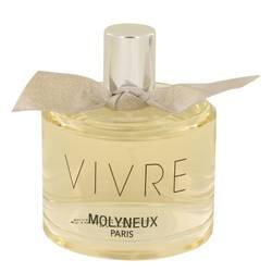 Vivre Perfume by Molyneux 3.38 oz Eau De Parfum Spray (Tester)