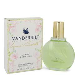 Vanderbilt Jardin A New York Perfume by Gloria Vanderbilt 3.4 oz Eau De Parfum Fraiche Spray