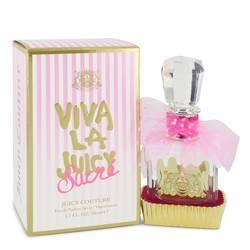 Viva La Juicy Sucre Perfume by Juicy Couture 1.7 oz Eau De Parfum Spray