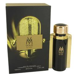 Victor Manuelle Gold Cologne by Victor Manuelle 3.4 oz Eau De Toilette Spray