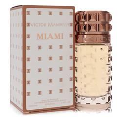 Victor Manuelle Miami Cologne by Victor Manuelle 3.4 oz Eau De Parfum Spray