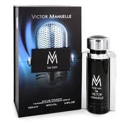 Vm Cologne by Victor Manuelle 3.4 oz Eau De Toilette Spray