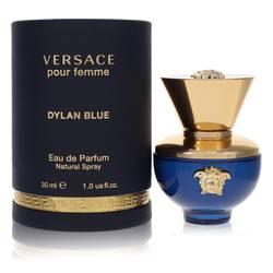 Versace Pour Femme Dylan Blue Perfume by Versace 1 oz Eau De Parfum Spray
