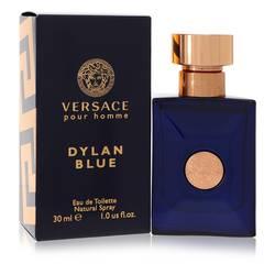 Versace Pour Homme Dylan Blue Cologne by Versace 1 oz Eau De Toilette Spray