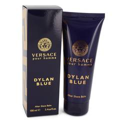 Versace Pour Homme Dylan Blue Cologne by Versace 3.4 oz After Shave Balm