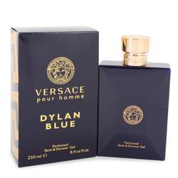 Versace Pour Homme Dylan Blue Cologne by Versace 8.4 oz Shower Gel