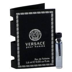 Versace Pour Homme Cologne by Versace 0.06 oz Vial (sample)