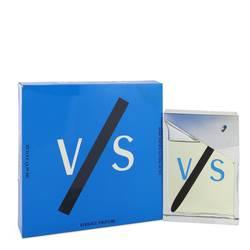 Vs (v/s) Cologne by Versace 3.4 oz Eau De Toilette Spray (Slighlly damaged box)